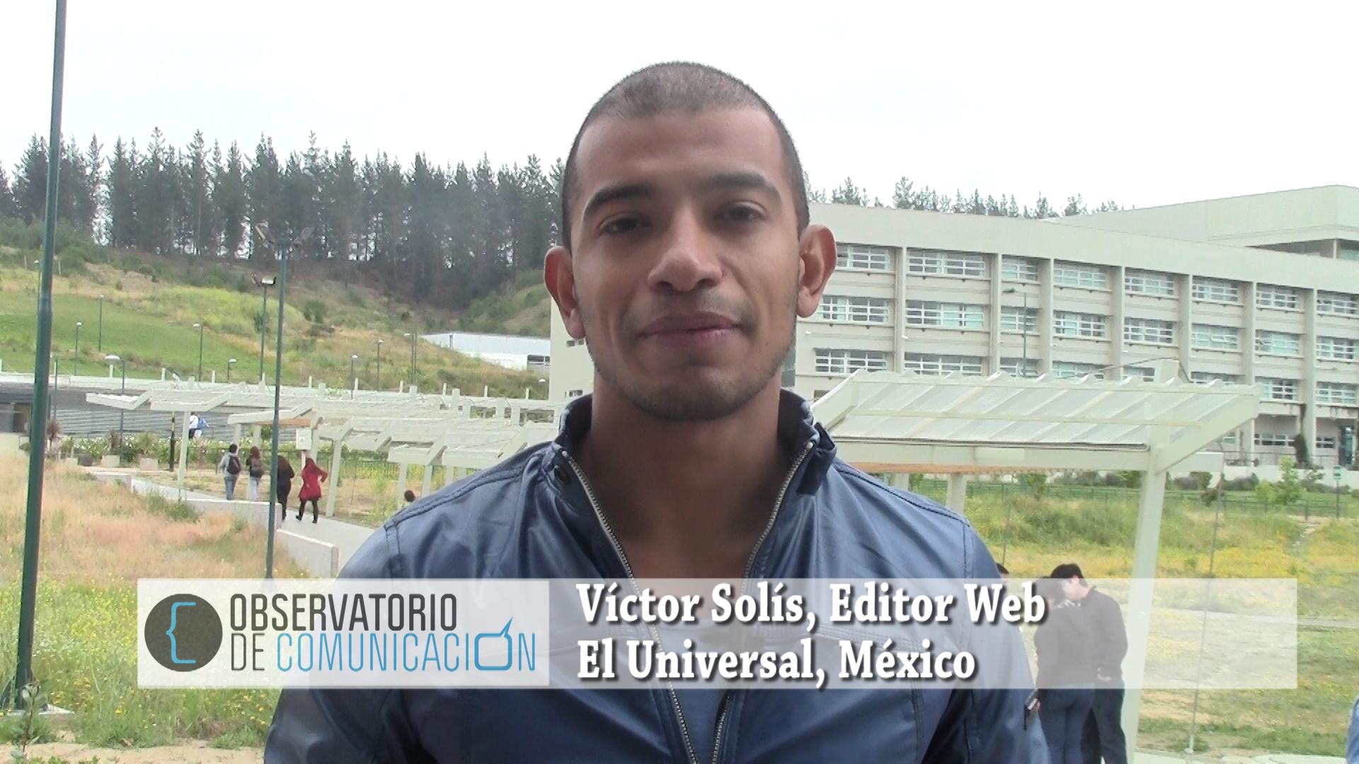 Víctor Solis, México