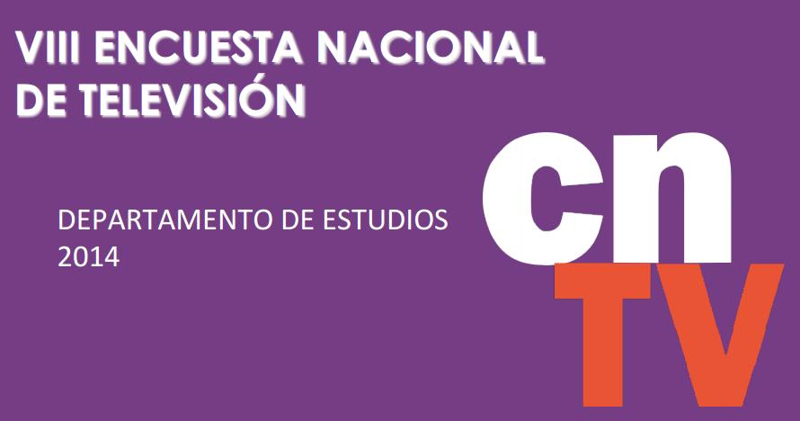 encuesta CNTV