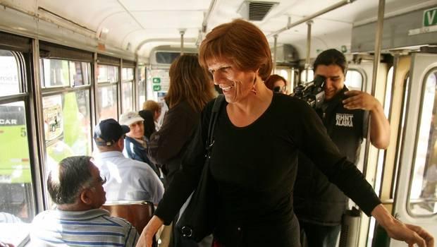 Zuliana Araya la primera autoridad transgenero con nombre de mujer090